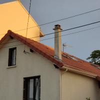 Isolation et réfection complète d'une toiture à Bures sur Yvette (91)